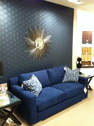 modern interior home blue sofa living room ideas navy hd wallpaper for design help wall