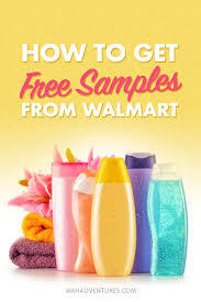 Hair Growth Products At Walmart How To Get Walmart Free Samples U0026 Free Stuff Top 9 Ways