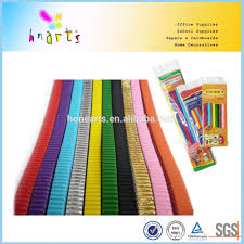 handmade paper craft kit for kids corrugated paper diy craft