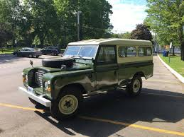 land rover series 3 off road 1973 land rover series 3 for sale 2035007 hemmings motor news