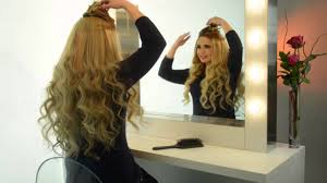 clip on extensions clip on extensions by karkafi hair