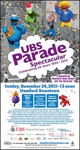 Thanksgiving Parade Map Ubs Parade Spectacular Stamford Downtown This Is The Place