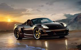 custom porsche boxster 1366x768 black custom porsche 1366x768 resolution hd 4k wallpapers