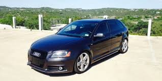 audi a3 wagon audi a3 daily driver with a secret torque affair