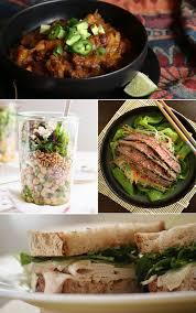 easy work lunch recipes popsugar food