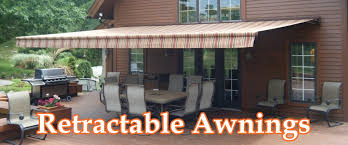 Retractable Awnings Boston Awnings Installation In New England Nuimage