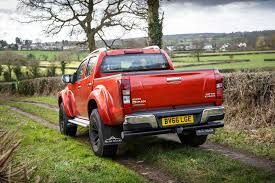 mclaren truck 2017 isuzu d max arctic truck at35 review