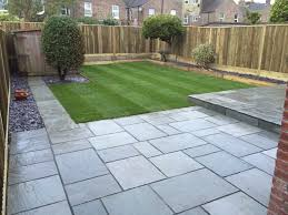 Pointing Patio Grey Sandstone Paving With Dark Grey Pointing Outdoor Ideas