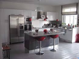 d馗o cuisine ouverte deco cuisine ouverte cuisine ouverte sur salon en 55 ides open
