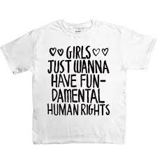 youth toddler t shirts feminist apparel