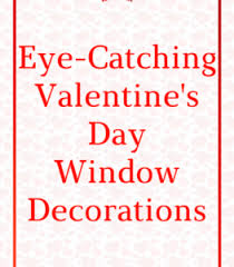 Window Decorations For Valentine S Day by Valentine U0027s Day Window Decorations Gorgeous Holiday Decorations