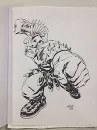 artwork the incredible hulk engine of destruction page 2