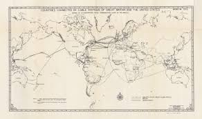 United International Route Map by