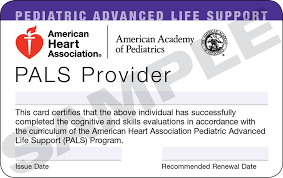 pals pediatric advanced life support lonestar cpr