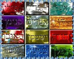 12 stones of ephod breastplate ephod breastplate 12 tribes 12 stones 12 tribes breastplate of