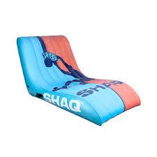 leslie u0027s shaq xl inflatable pool lounge