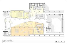 National Theatre Floor Plan by New York City Master Plan The Plan One Pace Plaza Pace