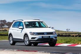 tiguan volkswagen 2017 2017 drive car of the year best small suv
