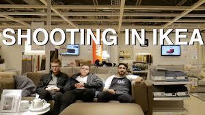 shooting in ikea youtube