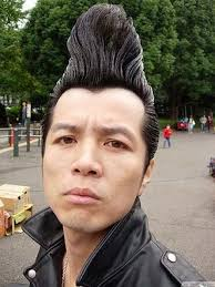 pompadour haircut mens punk haircuts 40 best punk hairstyles for boys and men atoz