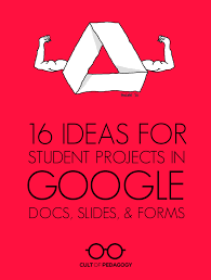 Cornell Notes Google Docs Template 16 Ideas For Student Projects Using Google Docs Slides And Forms