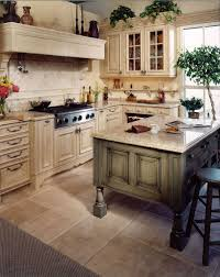 Tuscan Kitchen Island by Calm Tuscan Kitchen Design 19 Moreover House Decoration With