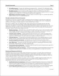 Resume Sample Logistics by Management Consulting Resume Example For Executive