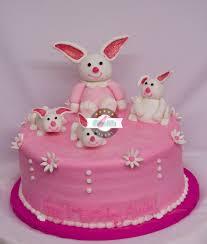 fondant bunny birthday cinotti u0027s bakery
