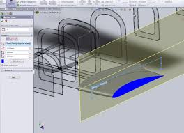 any way to create sketches from section views solidworks forums