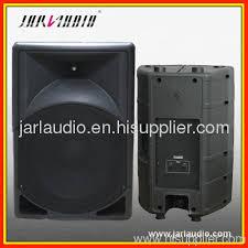 empty plastic speaker cabinets passive speaker box system empty speaker cabinet from china