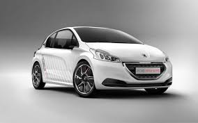 peugeot white peugeot 208 hybrid fe photo gallery autoblog
