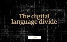 pattern language digital the digital language barrier how does language shape your