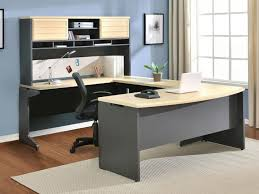 Computer Desk Cherry Wood Office Furniture Adorable Home Computer Gaming Setup With Brown