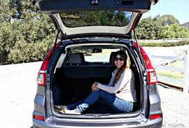 Honda Crv Interior Dimensions 2015 Honda Cr V Modern Impressive Family Friendly Simply Real