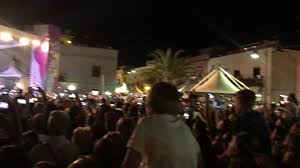 Bands In The Backyard by Alvaro Soler 1 Live Couscous Fest 2016 Youtube