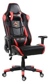 chaise bureau massante ficmax grande taille chaise de bureau fauteuil pivotant gaming