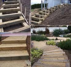 treppe bauanleitung die besten 25 außentreppe bauen ideen auf außen