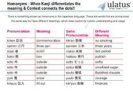 common challenges of japanese translation