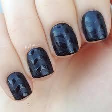 21 creative nail designs for black nails u2013 slybury com