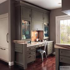 Kitchen Office Furniture And Finishes In This Timeless Home Office The