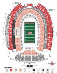 Yankee Stadium Map The Horseshoe Stadium Ohio State Bing Images Go Bucks