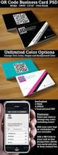 qr code business card unlimited colors code icons and qr