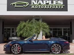 porsche 911 dark green 2013 porsche 911 carrera 4s cabriolet