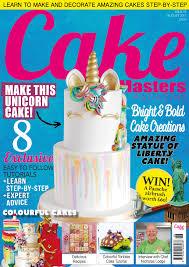Cake Decorating Magazine Issues Cake Masters Magazine Linkedin