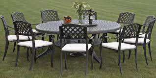 new ideas powder coated aluminum patio furniture with