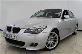 2007 bmw 520d m sport used bmw e60 5 series 03 10 cars for sale with pistonheads
