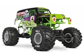 large grave digger monster truck toy axial u0027s smt10 grave digger monster truck rc newb