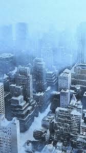 new york city winter wallpaper wallpapersafari