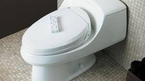 Kohler Lighted Toilet Seat The Kohler C3 Toilet Seat With Remote Control
