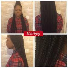 medium box braids with human hair chest length small medium sized box braids hairbyoj